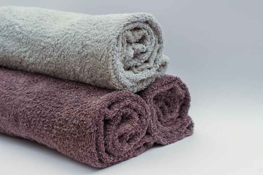towels bath towels bathroom